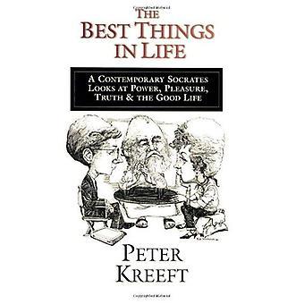 Parhaat asiat elämässä: 20-luvun Sokrates tarkastellaan teho, ilo, totuuden ja hyvä elämä