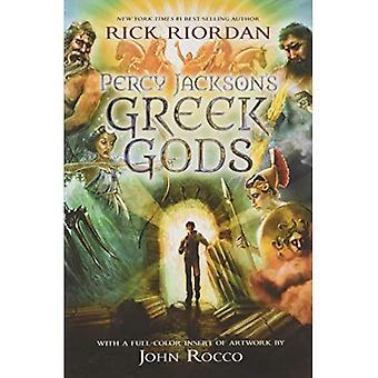 Percy Jacksons grekiska gudar