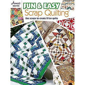 Fun & Easy Scrap Quilting:� Use Scraps to Create 8 Fun Quilts