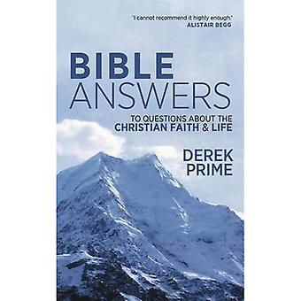 Bijbel antwoorden: Op vragen over de Christian Faith & leven