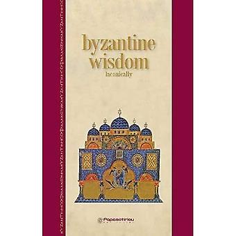 Byzantine Wisdom: Laconically