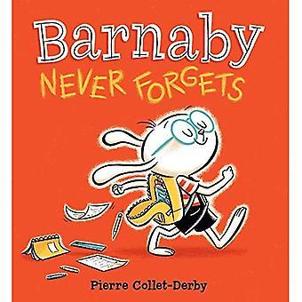 Barnaby vergisst nie