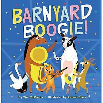 Barnyard Boogie! [Cartonné]