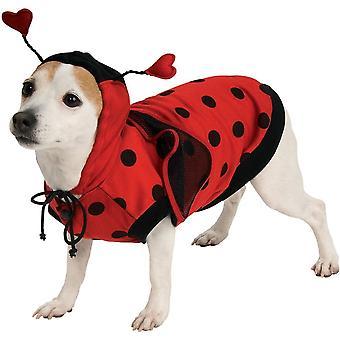 Sweet Ladybug Pet Costume