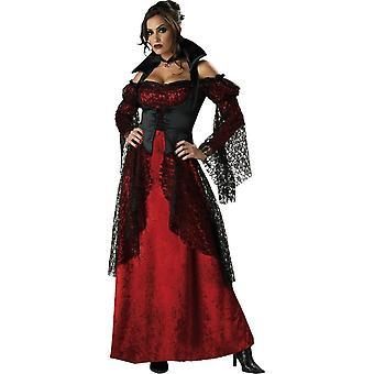 Costume adulte Vampiress dentelle