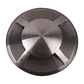 Elstead-4 anneau de direction lumière dans-sol-acier inoxydable-GZ/FUSION9
