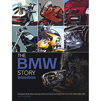 De BMW Motorcycle Story-tweede editie