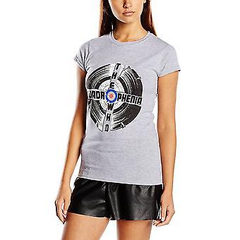 Women's The Who Quadrophenia Grey T-Shirt