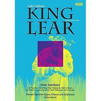 Sallinen / Salminen / Hannu Forsberg Finnish Nat'L - King Lear [CD] USA import