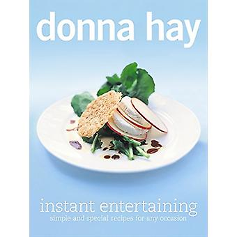 Instant Entertaining by Donna Hay - 9780732290054 Book