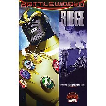 Siege - Battleworld by Kieron Gillen - Filipe Andrade - 9780785195498