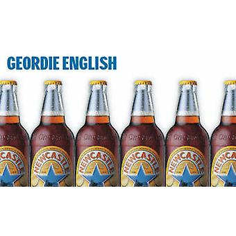 Geordie-English Glossary by Percy Douglas - 9780902920842 Book