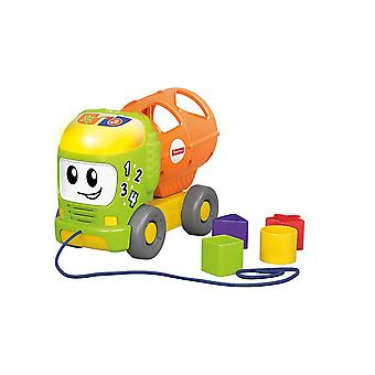 Fisher-Preis-Sorte und Spill Learning Truck Musical Push Toy