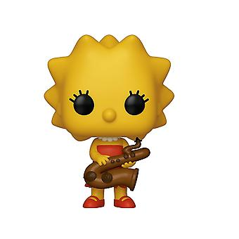 Funko POP - Die Simpsons: Lisa Sammlerfigur