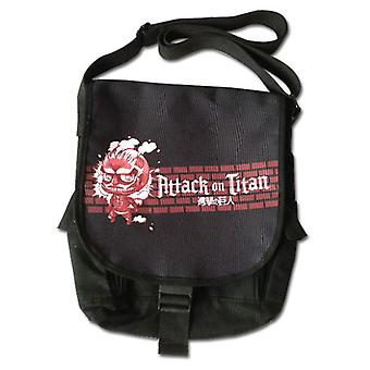 Messenger Bag - Attack on Titan - New SD Titan Anime Toys Licensed ge11621