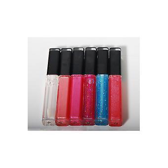 Maquillaje y pestañas Lip gloss con brillo