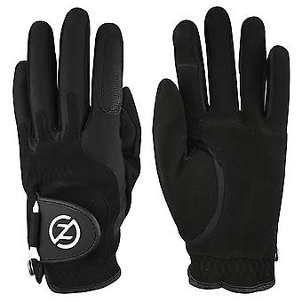 Zero Friction Womens Storm Microfiber Lycra Winter Compression Golf Gloves