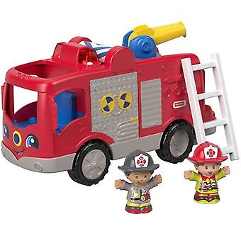 Fisher Price Little People Helping Others, Fire Truck