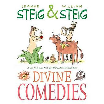 Divine Comedies - A Gift from Zeus and the Old Testament Made Easy by