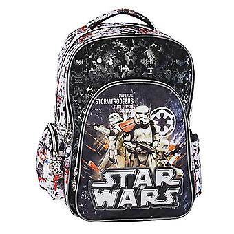 Graffiti Star Wars Backpack - 44 cm - Grey (Grey)