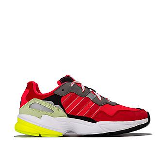 adidas Originals Yung-96 Chinese New Yeartrainers In Collegiate Shock Red /