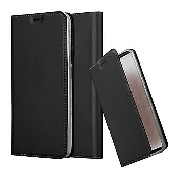 Cadorabo Case for WIKO VIEW XL Case Cover - Phone Case with Magnetic Closure, Stand Function and Card Compartment - Case Cover Case Case Case Case Case Book Folding Style