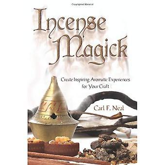 Encens Magick: Créer inspirant des expériences aromatiques pour votre métier