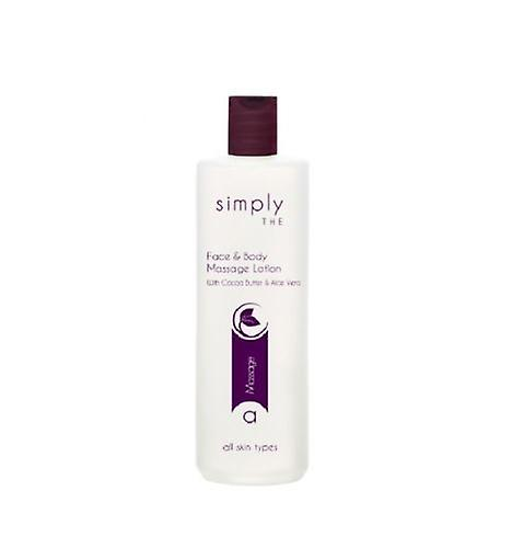 Hive Simply THE Face & Body Massage Cream All Skin Types 490ml