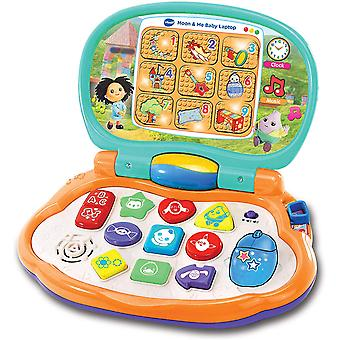 VTech Moon & me baby ' s laptop