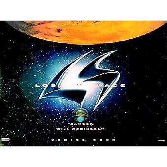 Kadonnut avaruudessa (Advance) alkuperäinen elokuva juliste
