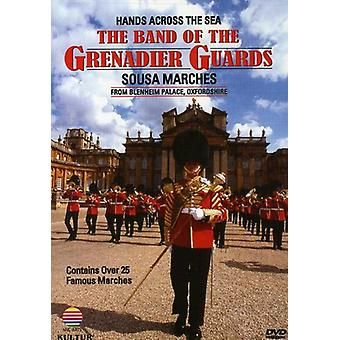 Band of the Grenadier Guards - Hands Across the Sea (the Band of the Grenadier Gu [DVD] USA import