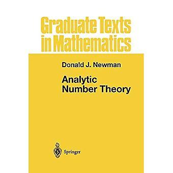 Teoria dei numeri analitica (testi laureati in matematica)