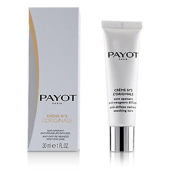 Payot Creme N°2  L'originale Anti-diffuse Redness Soothing Care - 30ml/1oz