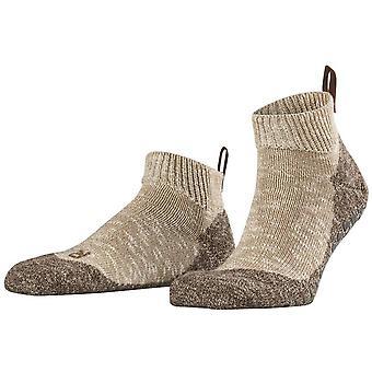Falke Lodge Homepad tøffel sokker-sesamfrø beige