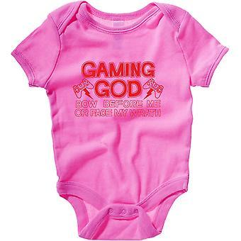 Body neonato rosa raspberry fun1543 gaming god