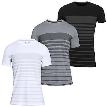 Under Armour Mens Sportstyle Stripe T-Shirt