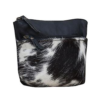 Moo Pouch Clutch Bag Dark