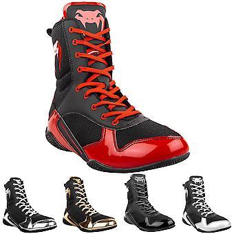 Venum Elite professionella boxnings skor