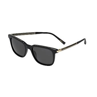 Chopard SCH263 700P Shiny Black/Polarised Smoke Gradient Sunglasses
