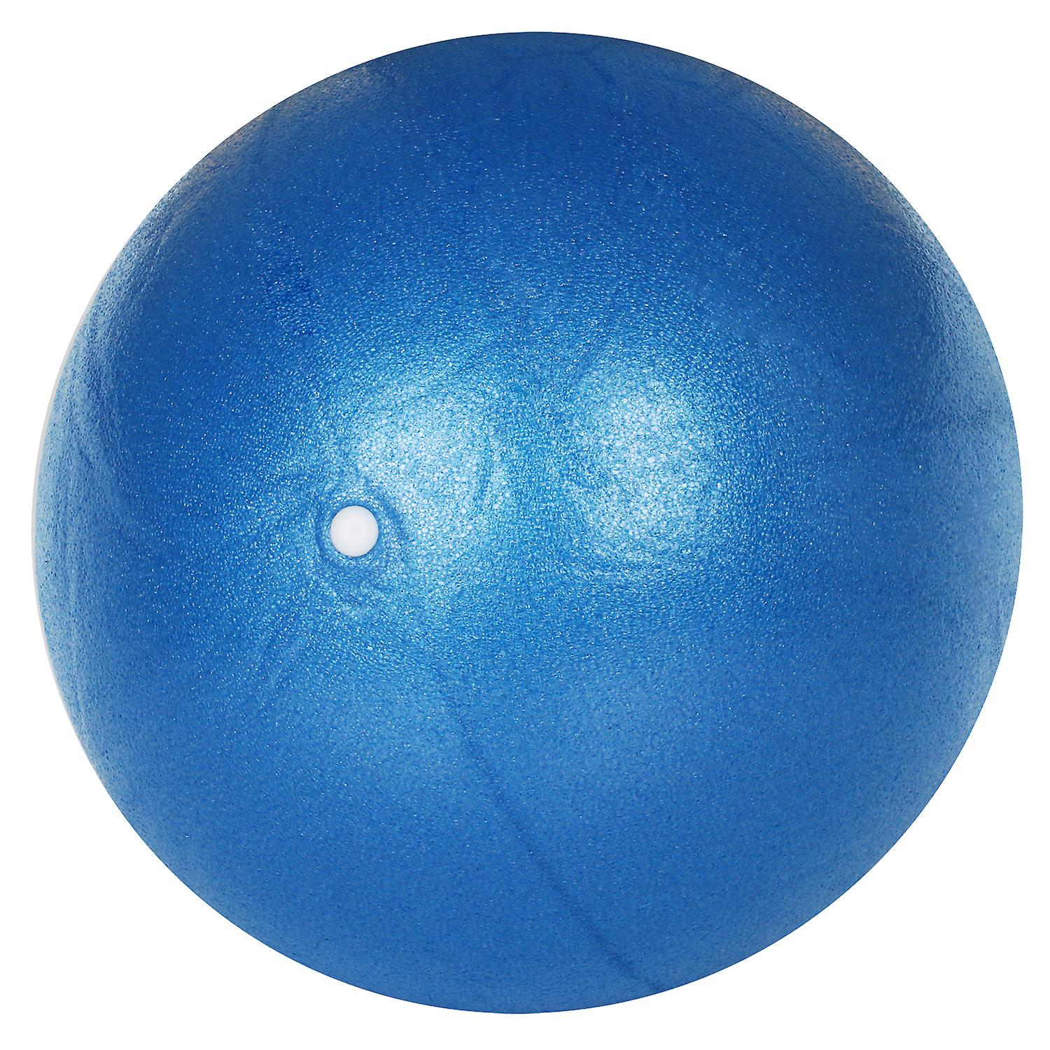 PILATES EXERCISE BALL BLUE