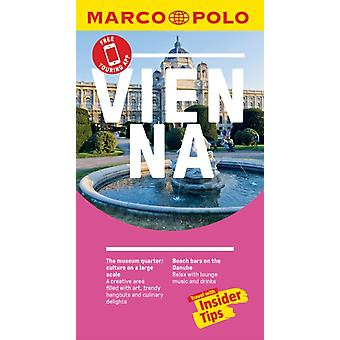 Vienna Marco Polo Pocket Travel Guide  with pull out map