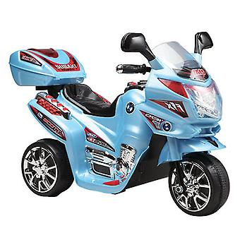 Children's electric motorcycle 6V C051 12 W motor up to 3 km/h with music and light