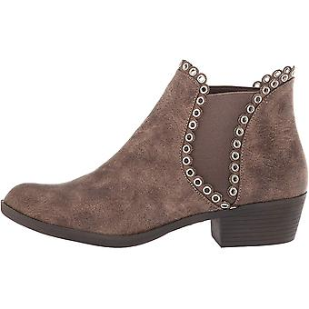 Sbicca Women's Marjorie Ankle Boot, Taupe 1, 6 M US