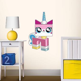 LEGO film Kitty Staticker veggen Decal klistremerke Art ca53x36cm
