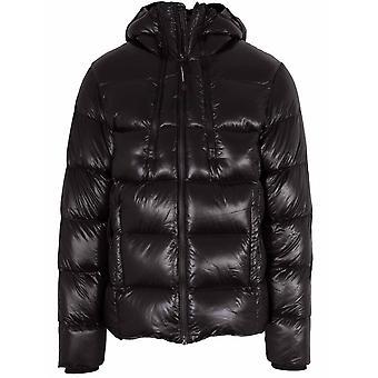 C.P. Company Black Padded Goggle Jacket
