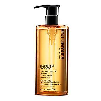 Huile nettoyante hydratante shampooing Shu Uemura (400 ml)