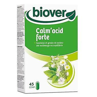 Biover Calm'acid Forte 45 Tablets