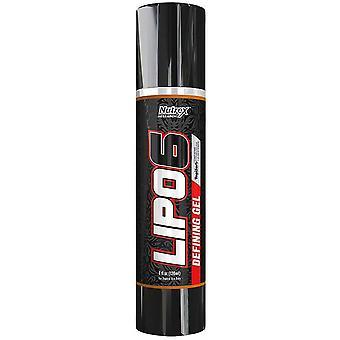 Gel definitoriu Nutrex Lipo 6 120 ml