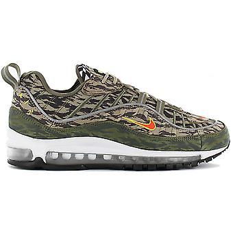 Nike Air Max 98 AOP AQ4130-200 Herren Schuhe Camo Sneaker Sportschuhe