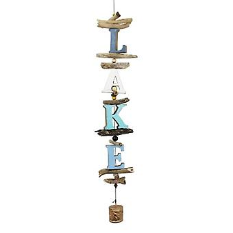 Lake Letters Long Cohasset Bell